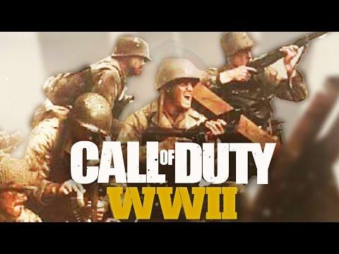 CALL OF DUTY: WORLD WAR 2 - NEW CALL OF DUTY 2017 LEAK! (CALL OF DUTY WW2, COD 2017!)