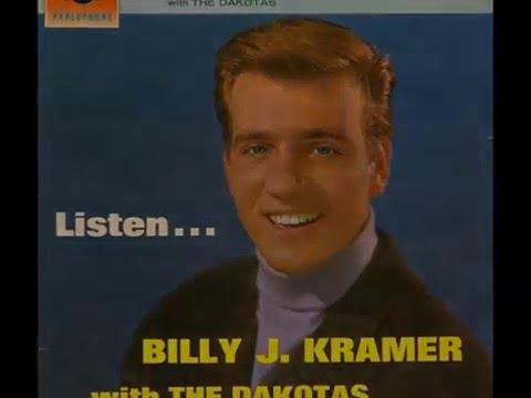 """Billy J  Kramer & The Dakotas   """"Yes""""   Stereo"""