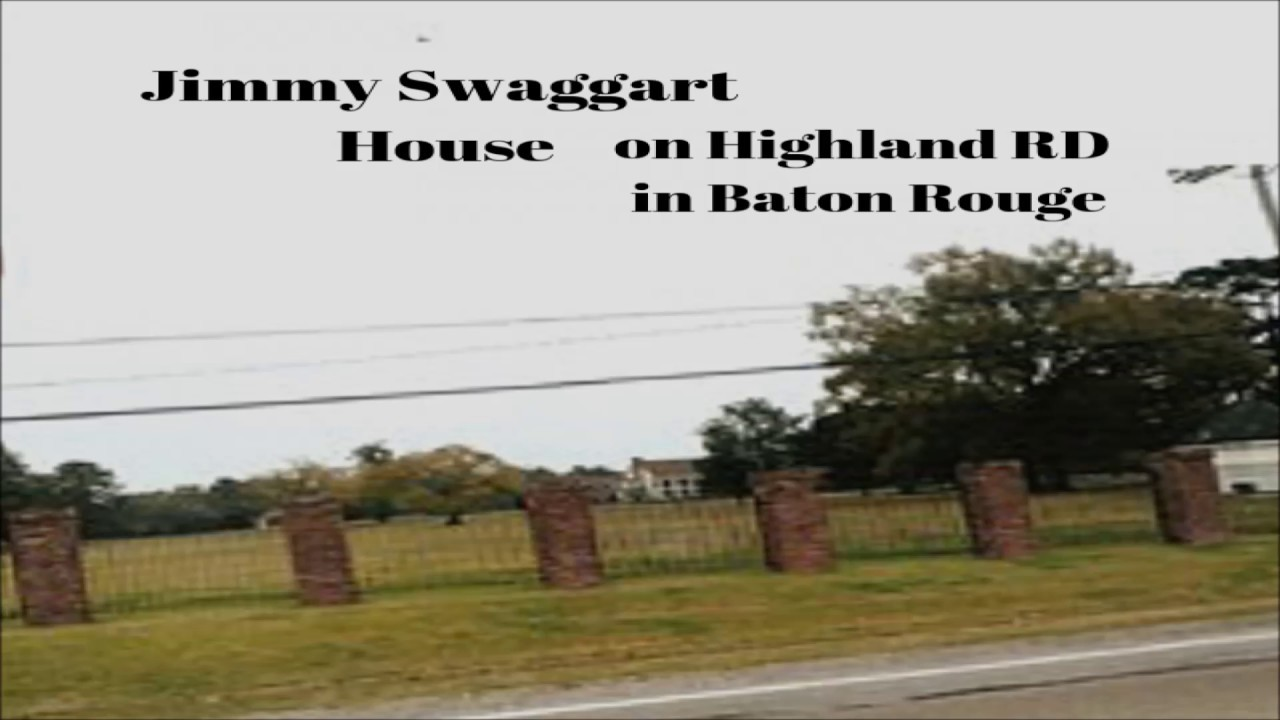 Jimmy Swaggart Home- Baton Rouge #
