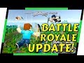 Mad GunZ - ONLINE PIXEL SHOOTER BATTLE ROYALE UPDATE (FORTNITE MEETS MINECRAFT) | MGQ Ep. 119