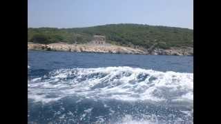 Urlaub Kroatien Insel Krk Punat Camp Pila 07 2010