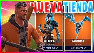 🔴 NUEVA TIENDA!!  | Pro Player Argentina // Directo Fortnite Español // Dragón y Valquiria!