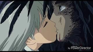 Грустный аниме клип про любовь.Ходячий замок Хаула.