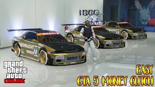 Finally Have A New WorkAround For Super Easy GTA 5 Online Money Glitch