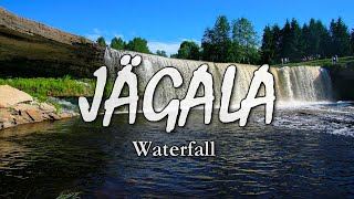 Jägala WATERFALL | Водопад Ягала | Jägala juga