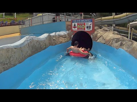 Splashdown Poole in the UK (British Dubstep Music Clip!)