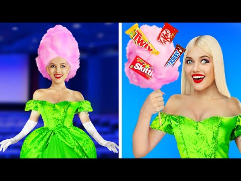 8 Funny Ways to Sneak Food into the Movies 3! || Original Hacks To Sneak Snacks And Sweets by RATATA