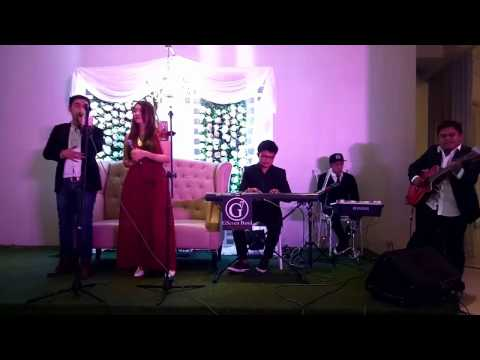 Emily Hacket: Take My Hand (The Wedding Song) by GSeven Band