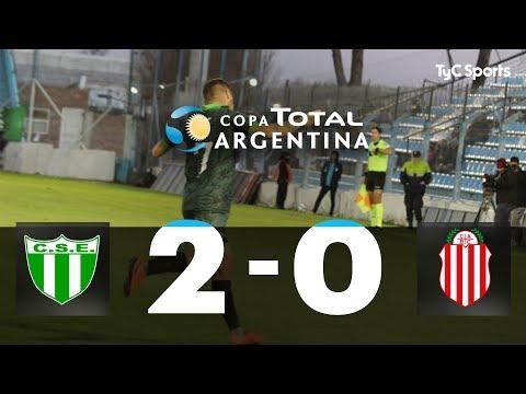 Estudiantes (SL) 2 VS. Barracas Central 0 | 16avos de Final | Copa Argentina 2019