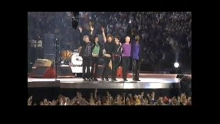 The Rolling Stones - Super Bowl Behind The Scenes