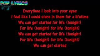 Pitbull feat. Shakira - Get it Started Lyrics