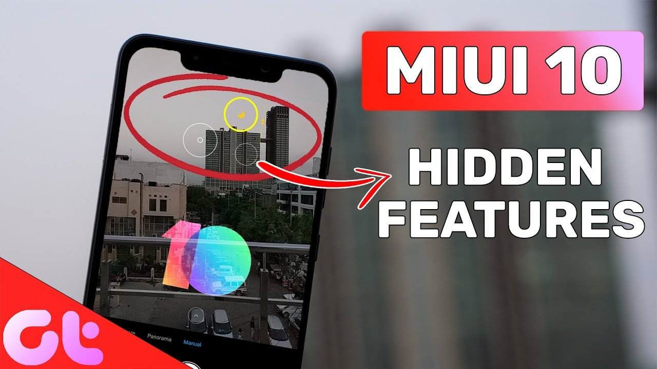 Top 9 MIUI 10 Secret Hidden Settings You MUST KNOW! | GT Hindi