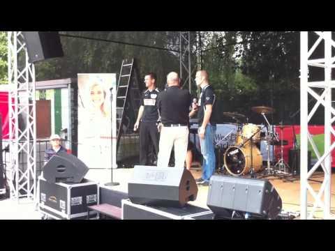Mannschaft 2010 -  Eröffnung : Gockel und Fascher -