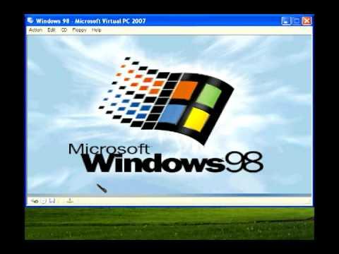 windows 98 virus