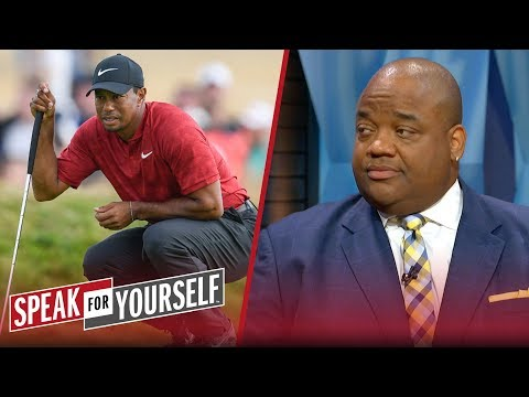 Jason Whitlock talks Tiger Woods after the 2018 British Open | GOLF | SPEAK FOR YOURSELF