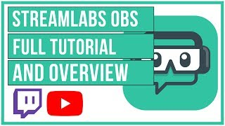 🔴 StreamLabs OBS Full Tutorial And Overview - How To Setup Your Live Stream thumbnail