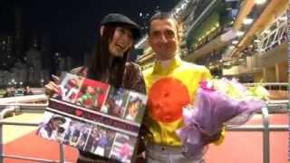 Michiko Matsuyama, from Japan, meets My Whyte Man, Douglas Whyte Thumbnail