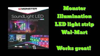 Monster Illumination Soundlight Walmart