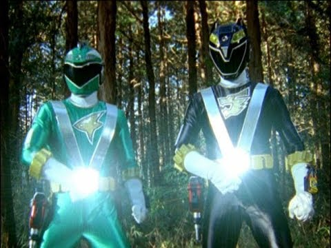 Power Rangers RPM  Go For the Green  Green Ranger's First Battle Episode 4