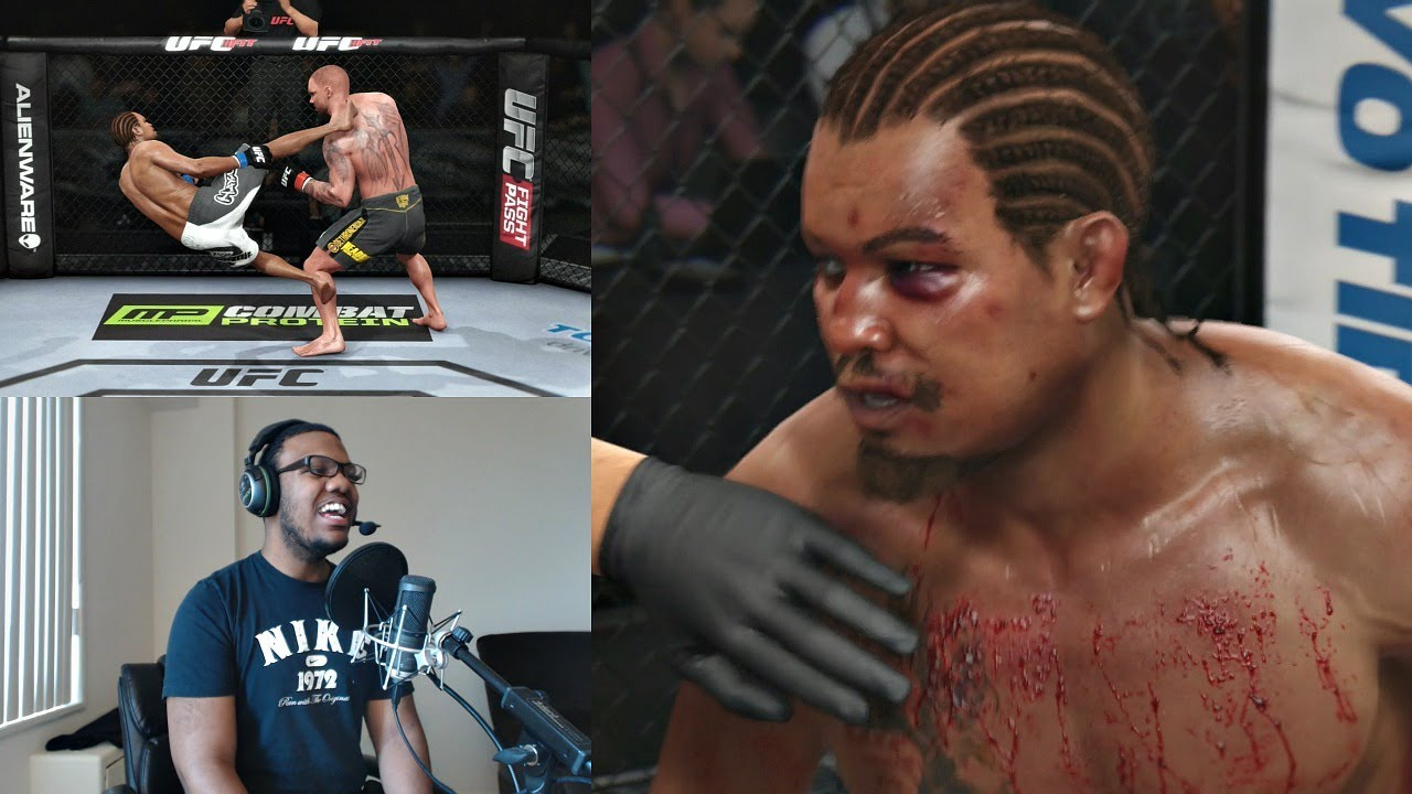 Get EA SPORTS UFC 3 and Step into the Octagon.