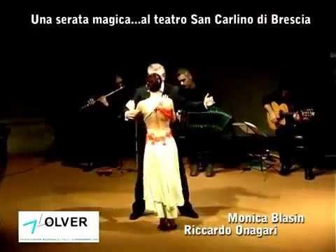 Tango al Teatro San Carlino con Volver     Oblivion (Piazzola)