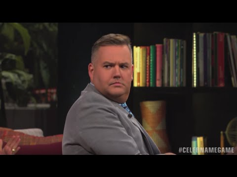 Ross Mathews Throws Some Major Shade | Celebrity Name Game