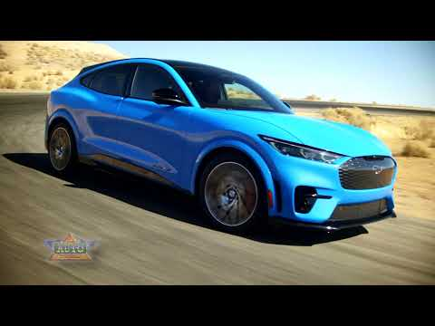 Ford Mustang Mach-E SUV - Multiple Editions