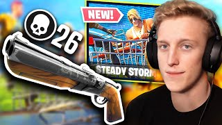 Double Barrel Shotgun And A Dream... (26 kill gameplay)