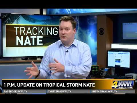 1pm Nate Update 10/6/17