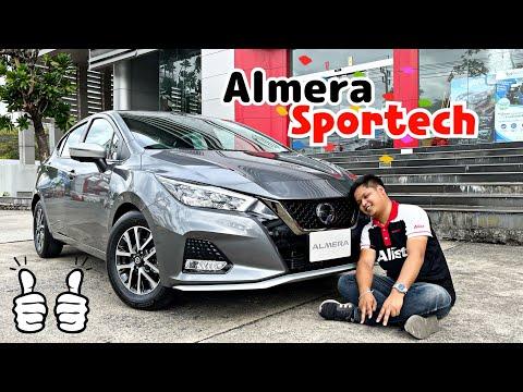 Almera Sportech 2021 | นิสสัน อัลเมร่า สปอร์ตเทค 2021 | สนใจติดต่อ 097-496-4996 แบงค์ มิสเตอร์ดัม