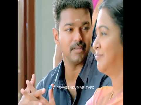 Whatsapp Status Of Lover And Mother Of Theri Movie