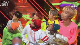 Video [SUB ESPAÑOL] [BANGTAN BOMB] BTS '고민보다 GO' stage with ARMY~perfect voice~ - BTS (방탄소년단) download MP3, 3GP, MP4, WEBM, AVI, FLV Mei 2018