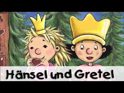 Hänsel und Gretel - Der kleine König || Kinderlieder