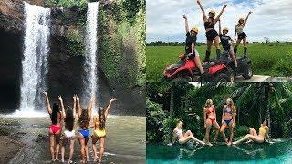 Bali Vlog 2018 (ATV, Bali Swing, Monkeys & Waterfalls)
