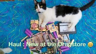 Haul : NEW Spring Drugstore Makeup : Milani, Maybelline, Physicians Formula, Rimmel Thumbnail