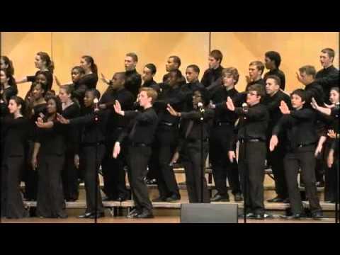 Chicago Children's Choir performs Iindonga zaJericho - YouTube