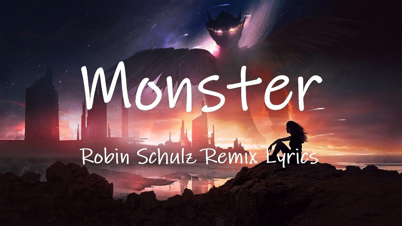 Download LUM!X, Gabry Ponte - Monster (Robin Schulz Remix) [Lyrics]