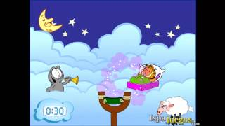 Garfields Sheep Shot Juego de Infantiles