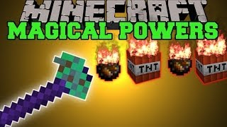 The Extra Wands Mod adds in tons of wands with powers! Enjoy the vi...