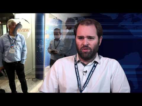 iHLS TV Interview - Offshore installations technology