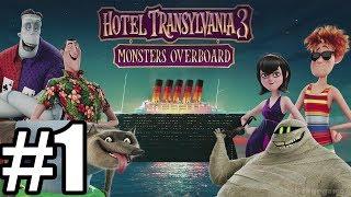 Hotel Transylvania 3 Monsters Overboard Gameplay Walkthrough Part 1