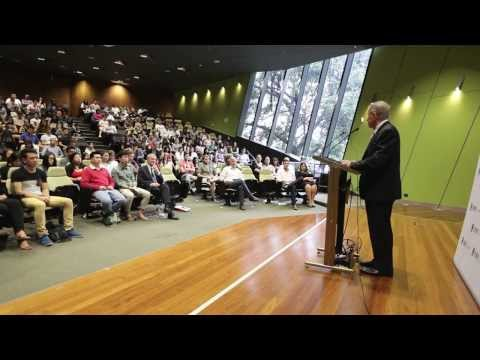 Welcome address to law students by The Hon. Michael Kirby AC CMG
