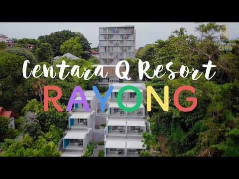 RAYONG Ep.2 รีวิว เซ็นทารา คิว รีสอร์ท ระยอง ฉบับเต็ม!   Full review Centara Q Resort Rayong