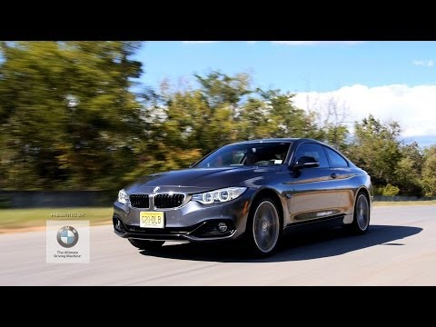Presented By: BMW -- The First-Ever BMW 435i Takes On The Track