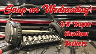 SNAP-ON WEDNESDAY! - A Small Tool Haul