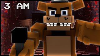 Minecraft FNAF Roleplay - Freddy - 3AM - FNAF World (Minecraft Roleplay)