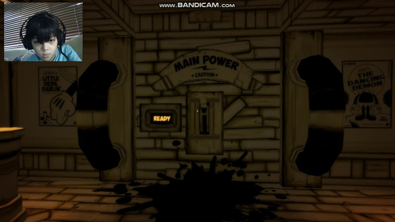 Bendy And The Ink Machine Gameplay Demo - YouTube