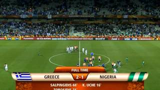 NIGERIA - GREECE 1-2 [FIFA World Cup 2010 in HD].mp4