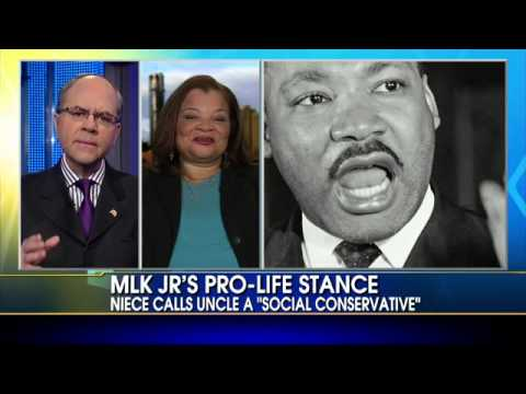 Martin Luther King Jr.was Pro-Life