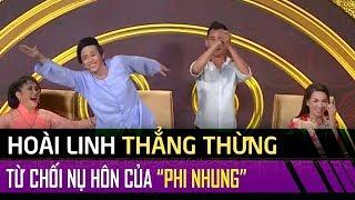 Hoài Linh thẳng thừng từ chối nụ hôn của Phi Nhung | Tài Tử Tranh Tài tập 11